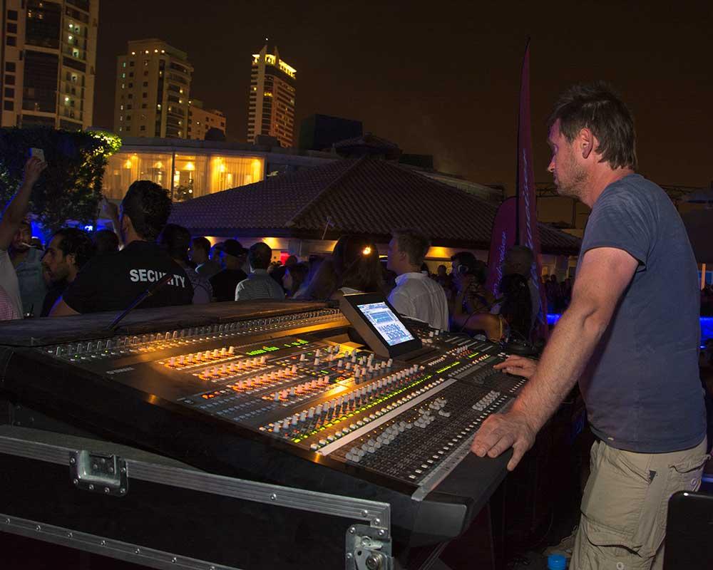Micky Sound Engineer
