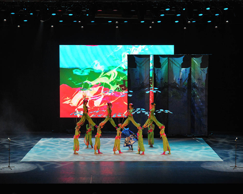 Chinese Acrobatic Troupe