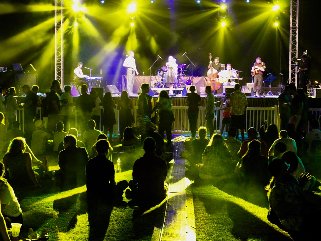 Bahrain Jazz Festival - October 2017