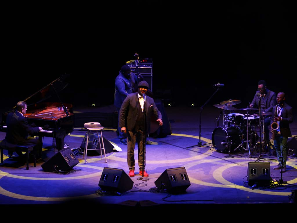 Gregory Porter at Spring of Culture