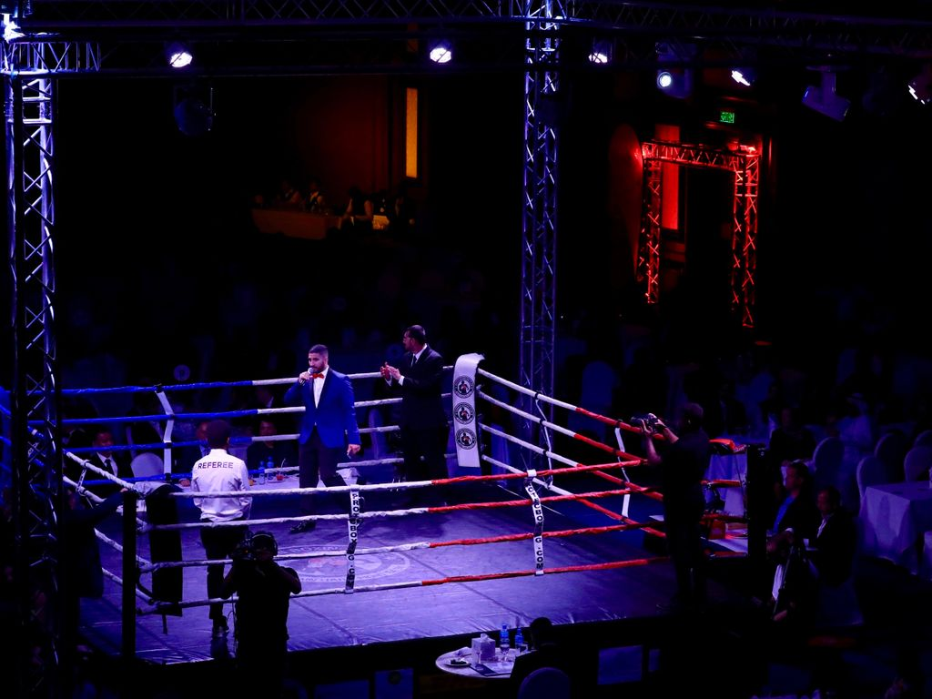 Boxing Fight Night