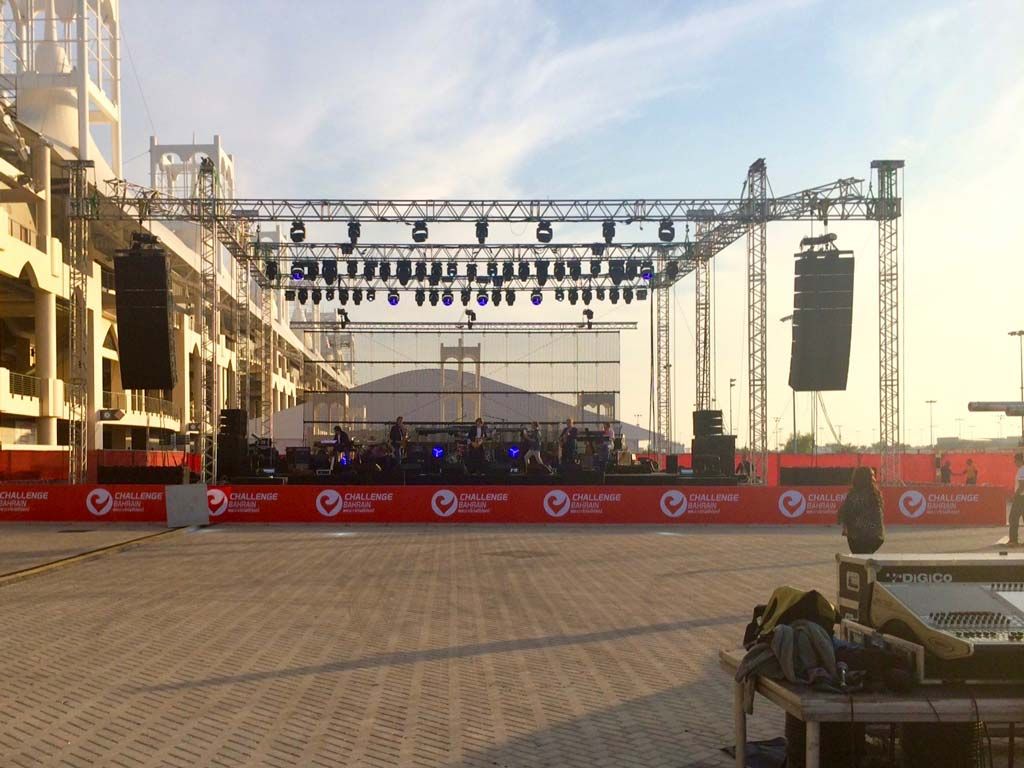Bahrain Challenge 2014